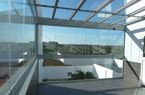 GTS Glass Curtains Costa Del Sol Malaga Spain
